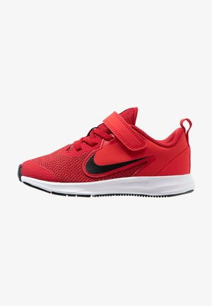 DOWNSHIFTER 9  - Zapatillas de running neutras - gym red/black/university red/white