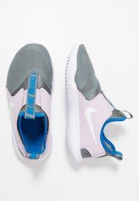 Nike Performance - FLEX RUNNER - Obuwie do biegania treningowe - iced lilac/white/smoke grey/soar - 0