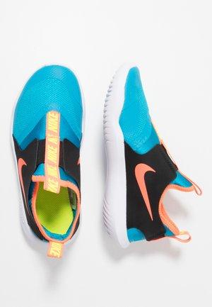 FLEX RUNNER - Neutral running shoes - laser blue/hyper crimson/black/lemon