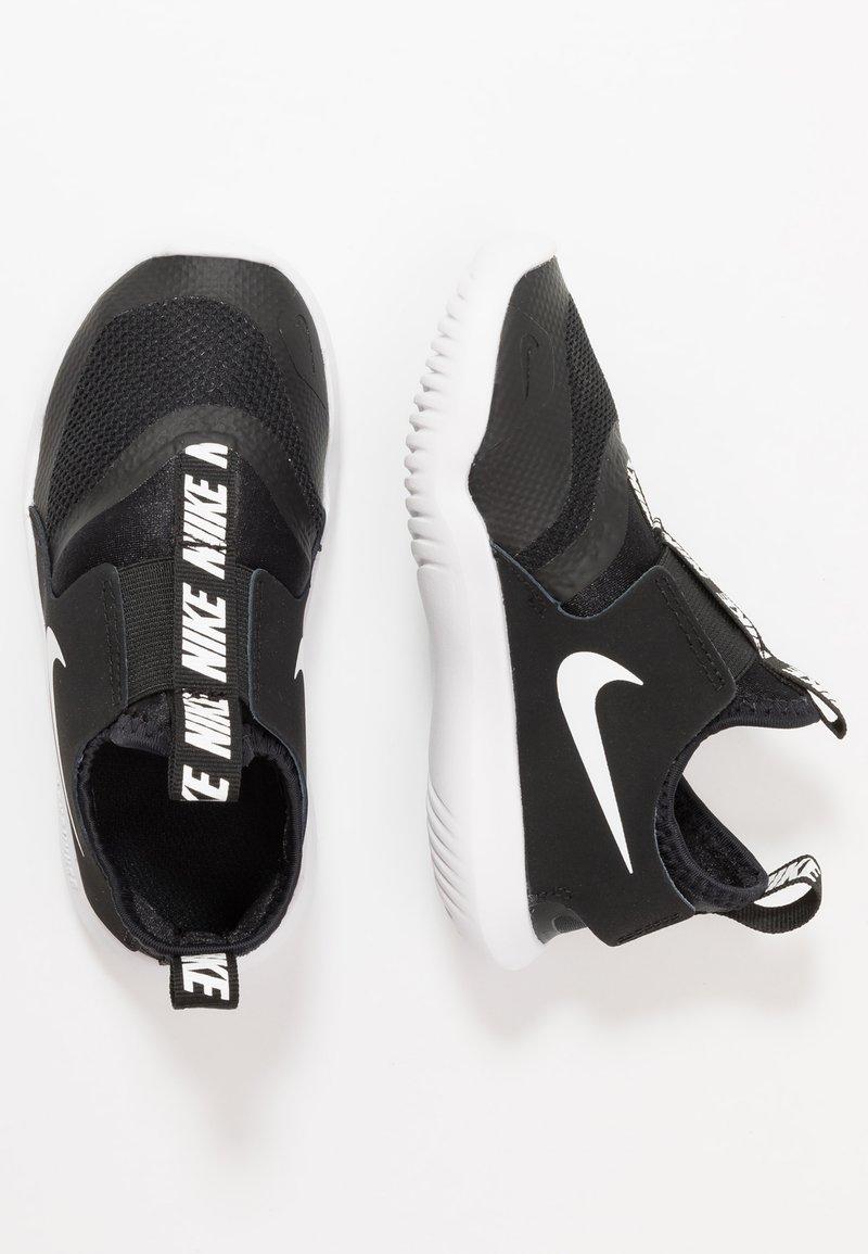 Nike Performance - FLEX RUNNER - Chaussures de running neutres - black/white