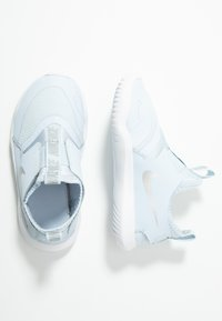 Nike Performance - FLEX RUNNER - Løpesko konkurranse - half blue/metallic silver/white - 1