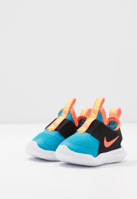 Nike Performance - FLEX RUNNER - Løpesko konkurranse - laser blue/hyper crimson/black/lemon - 3