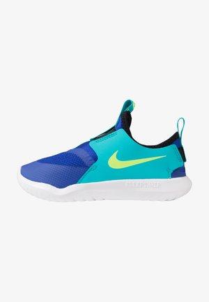 FLEX RUNNER - Zapatillas de running neutras - hyper blue/ghost green/oracle aqua/black