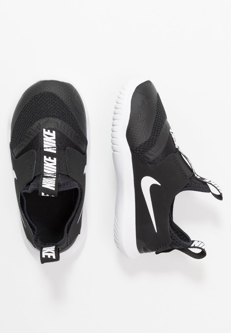 Nike Performance - FLEX RUNNER - Konkurrence løbesko - black/white