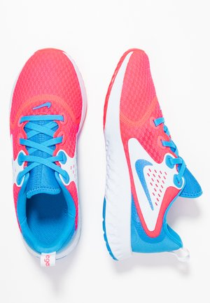 LEGEND REACT HEAT CHK  - Hardloopschoenen neutraal - photo blue/red orbit/blue tint