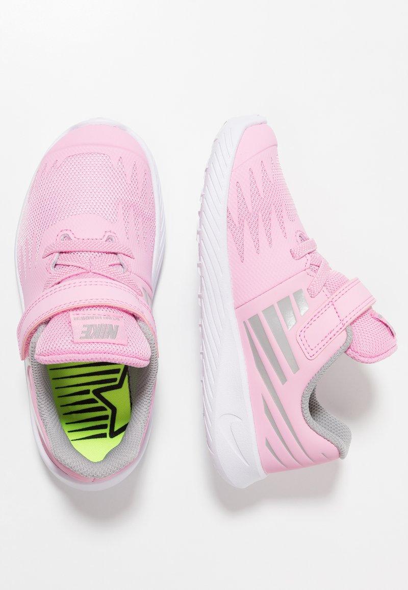 Nike Performance - STAR RUNNER - Obuwie do biegania treningowe - light pink