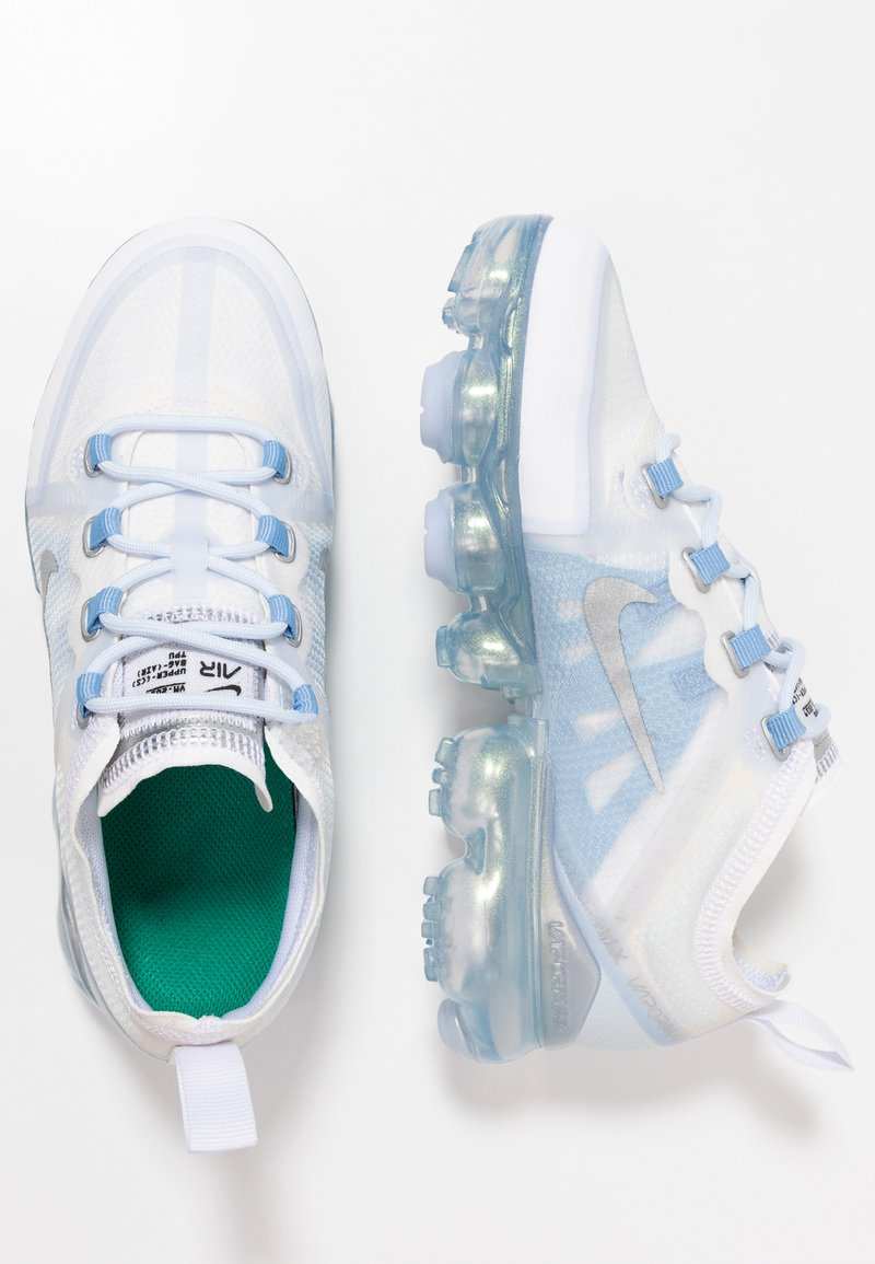 Nike Performance - AIR VAPORMAX 2019 - Scarpe running neutre - white/metallic silver/psychic blue/half blue