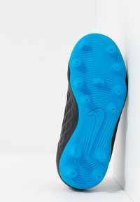 Nike Performance - TIEMPO LEGEND 8 CLUB FG/MG - Voetbalschoenen met kunststof noppen - black/blue hero - 5