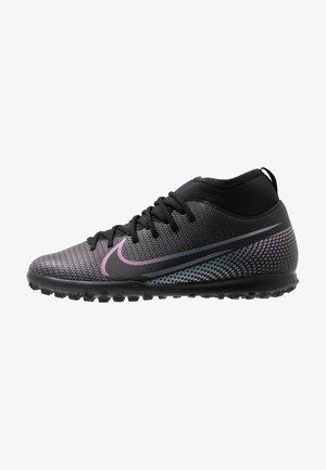 7 CLUB TF - Voetbalschoenen voor kunstgras - black
