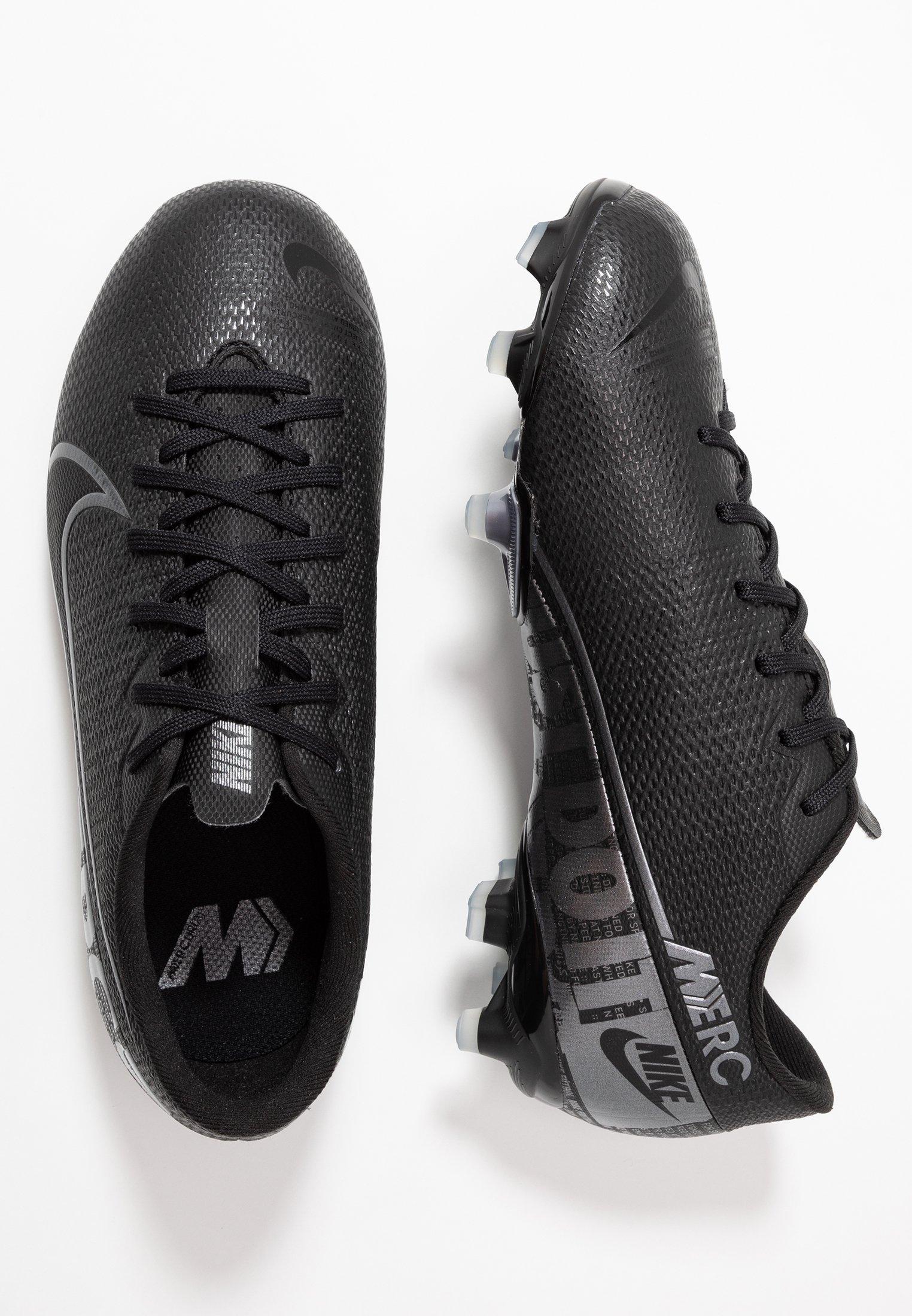 VAPOR 13 ACADEMY FGMG Voetbalschoenen met kunststof noppen blackmetallic cool greychrome