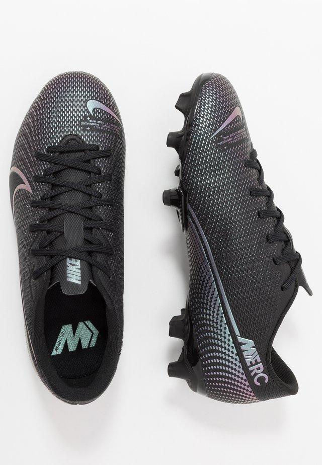 VAPOR 13 ACADEMY FG/MG - Voetbalschoenen met kunststof noppen - black