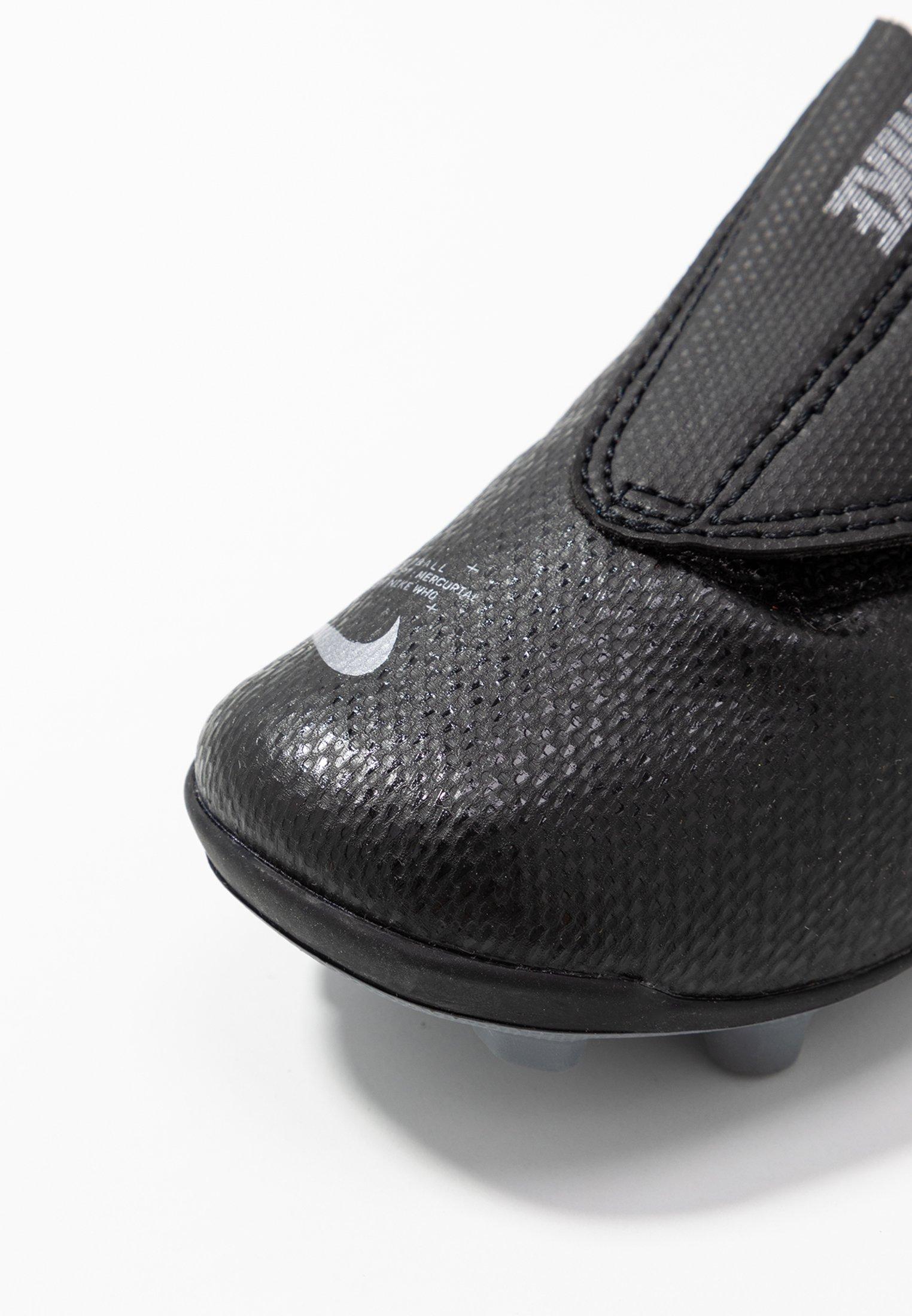 VAPOR 13 CLUB MG Voetbalschoenen met kunststof noppen blackmetallic cool greycool grey