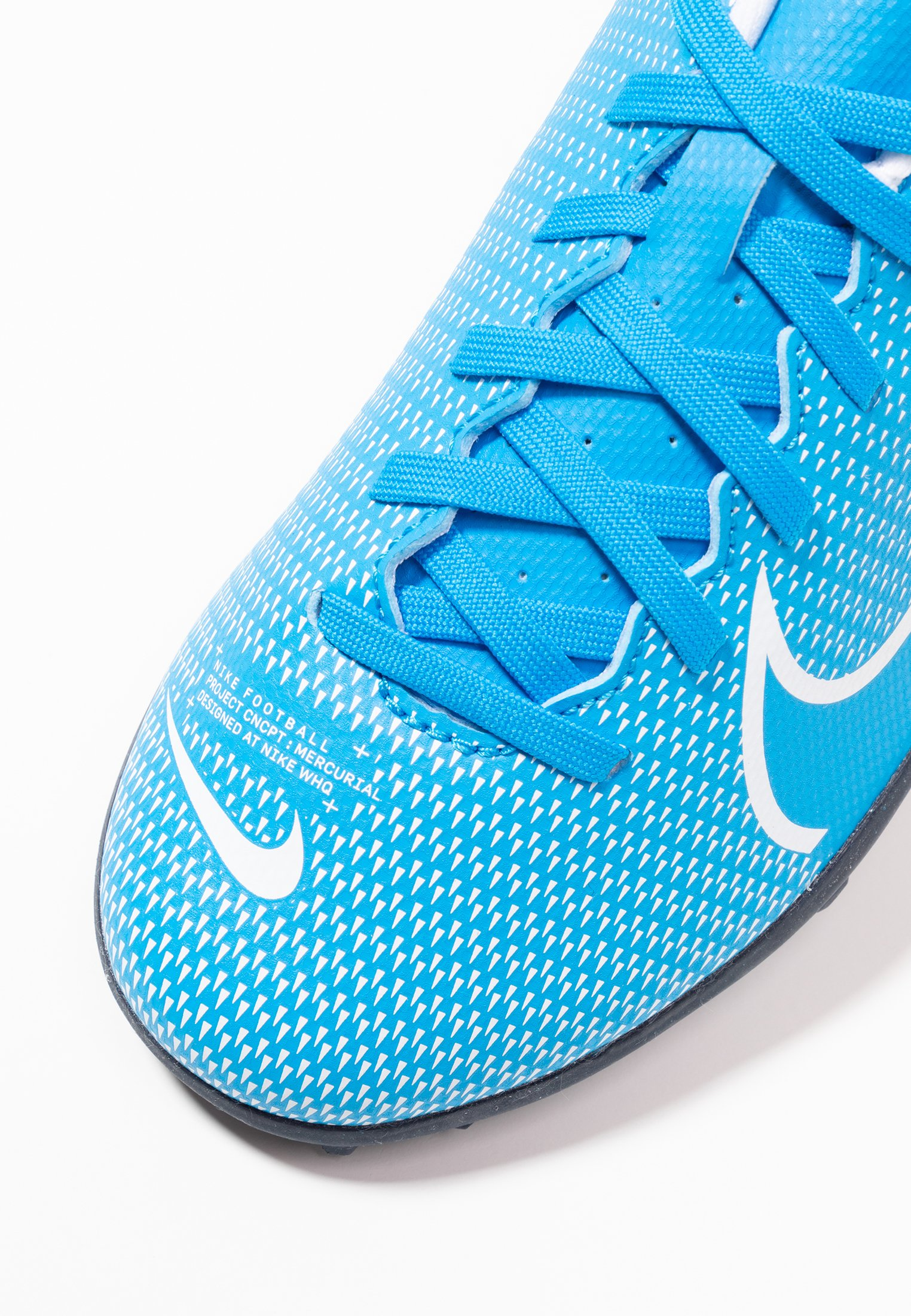 MERCURIAL VAPOR 13 CLUB TF Chaussures de foot multicrampons blue herowhiteobsidian
