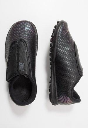 VAPOR 13 CLUB TF - Fodboldstøvler m/ multi knobber - black