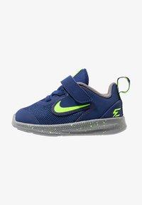 Nike Performance - DOWNSHIFTER 9 RW TDV - Scarpe running neutre - blue void/electric green/gunsmoke - 1