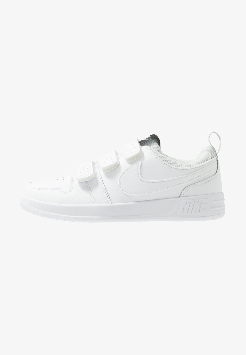 Nike Performance - PICO - Sneaker low - white/pure platinum