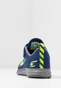 Nike Performance - DOWNSHIFTER 9 - Scarpe running neutre - blue void/electric green/gunsmoke - 4