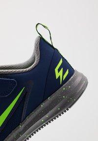 Nike Performance - DOWNSHIFTER 9 - Scarpe running neutre - blue void/electric green/gunsmoke - 2