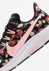 Nike Performance - AIR ZM PEGASUS 36 - Hardloopschoenen neutraal - black/pink tint/pale ivory/white