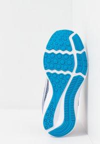 Nike Performance - DOWNSHIFTER 9 - Nøytrale løpesko - stellar indigo/white/indigo haze/blue hero - 4