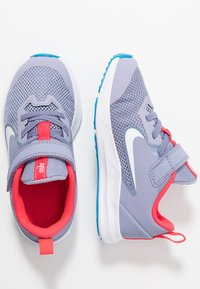 Nike Performance - DOWNSHIFTER 9 - Nøytrale løpesko - stellar indigo/white/indigo haze/blue hero - 1