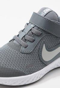 Nike Performance - REVOLUTION 5 - Neutrální běžecké boty - cool grey/pure platinum/dark grey - 2