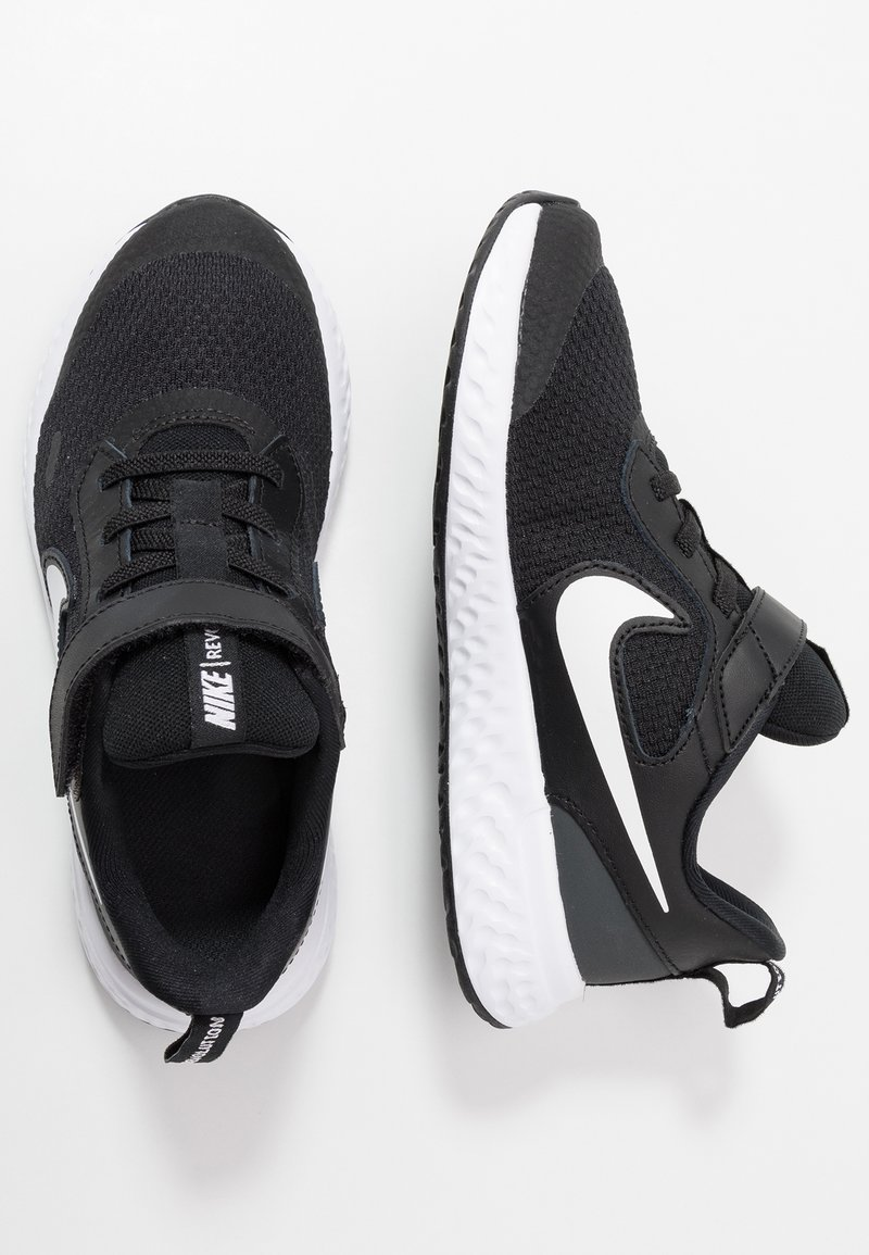 Nike Performance - REVOLUTION 5 - Scarpe running neutre - black/white/anthracite