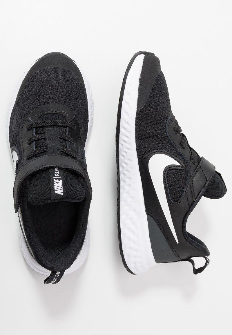 Nike Performance - REVOLUTION 5 - Scarpe running neutre - black/white/anthracite