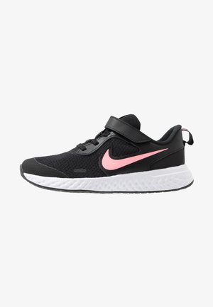 Neutral running shoes - black/sunset pulse