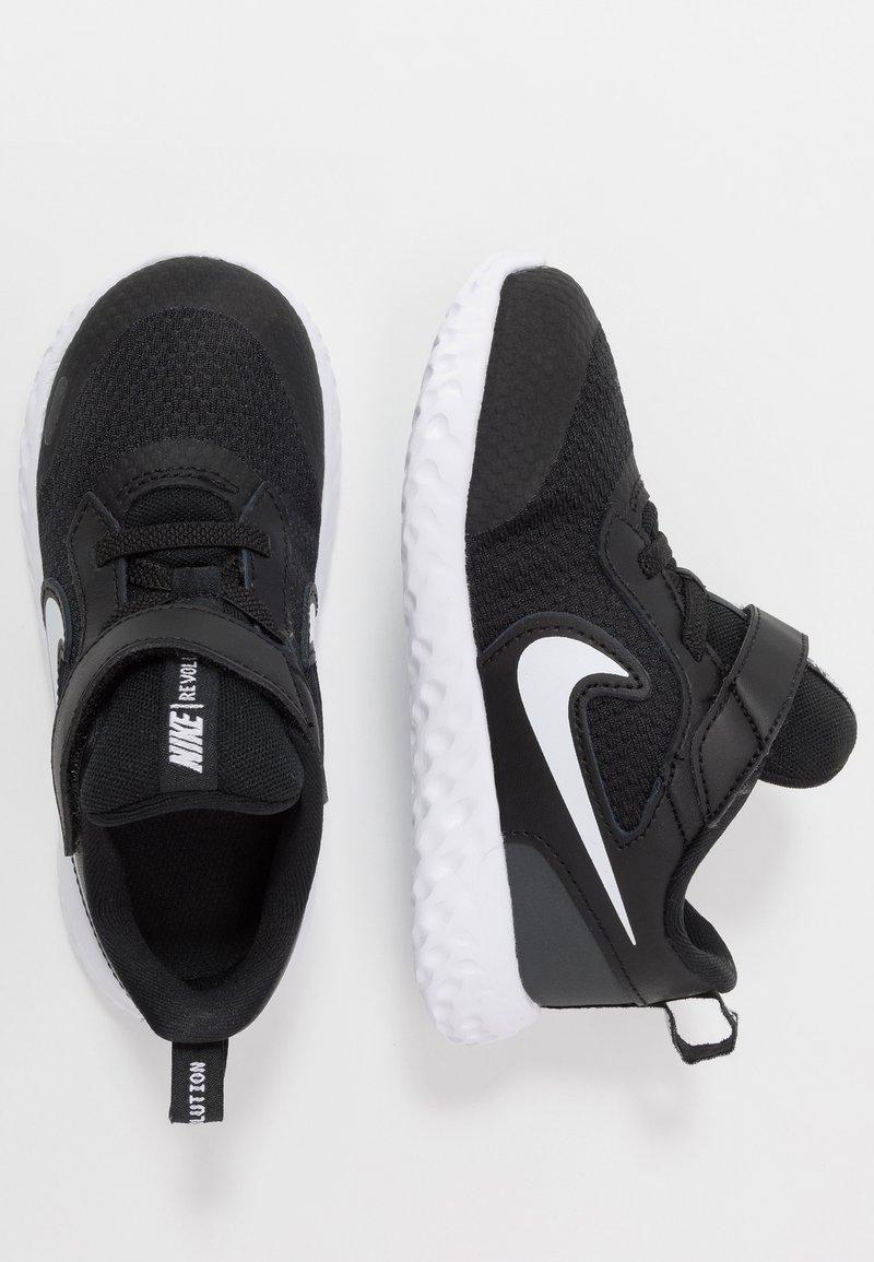 Nike Performance - REVOLUTION 5 - Hardloopschoenen neutraal - black/white/anthracite