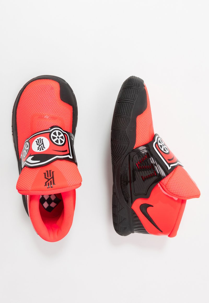 Nike Performance - FLYTRAP VI AUTO - Obuwie do koszykówki - bright crimson/white/black