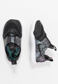 Nike Performance - FLEX RUNNER REBEL - Chaussures de running neutres - black/anthracite/light aqua - 0