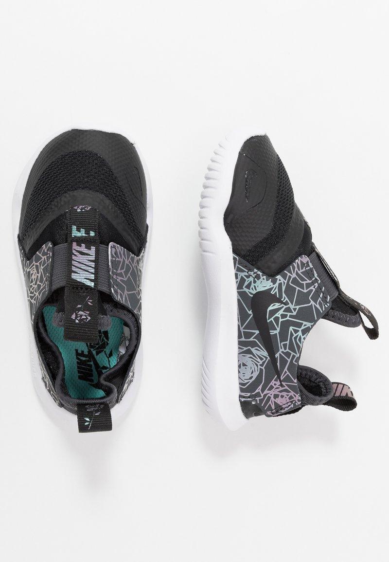 Nike Performance - FLEX RUNNER REBEL - Chaussures de running neutres - black/anthracite/light aqua