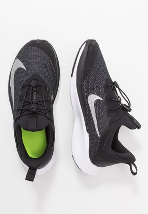 FUTURE SPEED 2 - Chaussures de running neutres - black/metallic silver/volt/white