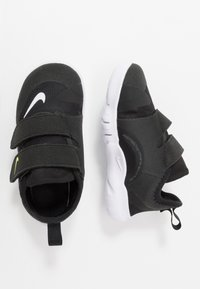 Nike Performance - FREE RN - Neutral running shoes - black/white/anthracite/volt - 0