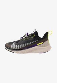 Nike Performance - FUTURE SPEED 2 SHIELD - Chaussures de running neutres - black/reflect silver/desert sand/voltage purple - 1