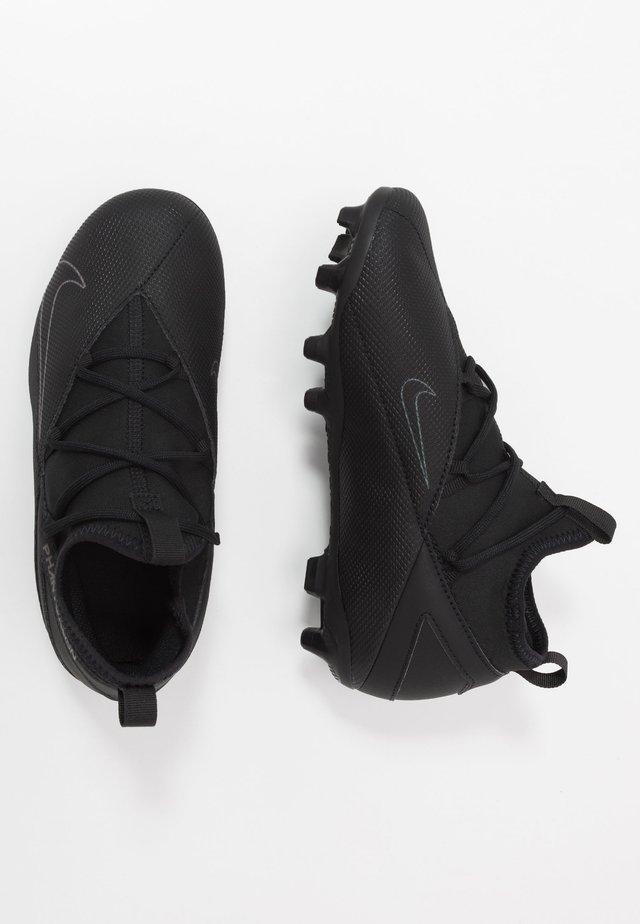 JR PHANTOM VISION CLUB FG/MG - Fodboldstøvler m/ faste knobber - black
