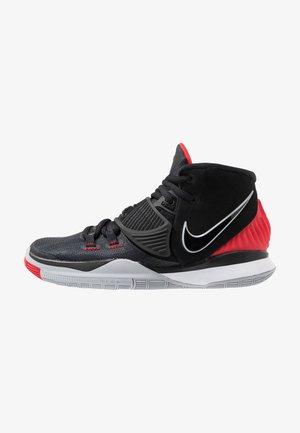 KYRIE 6 - Chaussures de basket - black/university red/white
