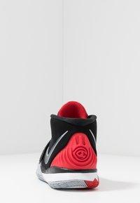 Nike Performance - KYRIE 6 - Zapatillas de baloncesto - black/university red/white - 4