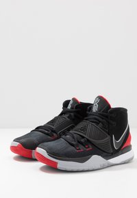 Nike Performance - KYRIE 6 - Zapatillas de baloncesto - black/university red/white - 3