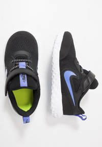 Nike Performance - REVOLUTION 5 GLITTER  - Obuwie do biegania treningowe - black/sapphire/lemon/white