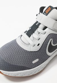 Nike Performance - REVOLUTION 5 FLYEASE - Chaussures de running neutres - light smoke grey/dark smoke grey/photon dust/medium brown - 2