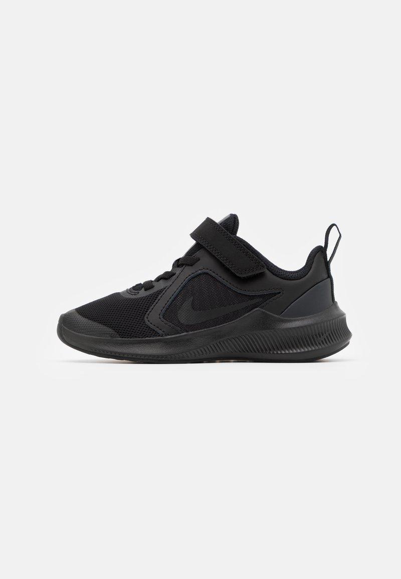 Nike Performance - DOWNSHIFTER 10 - Obuwie do biegania treningowe - black/anthracite