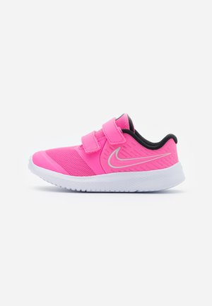 STAR RUNNER 2 - Zapatillas de running neutras - pink glow/photon dust/black/white
