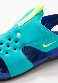 Nike Performance - SUNRAY PROTECT  - Zapatillas acuáticas - oracle aqua/ghost green/hyper blue/black - 2