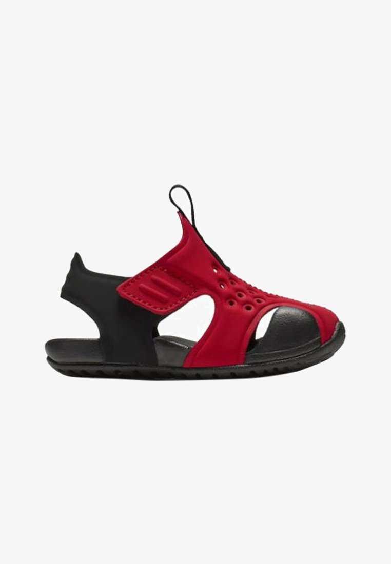Nike Performance - SUNRAY PROTECT - Watersports shoes - red/black/white