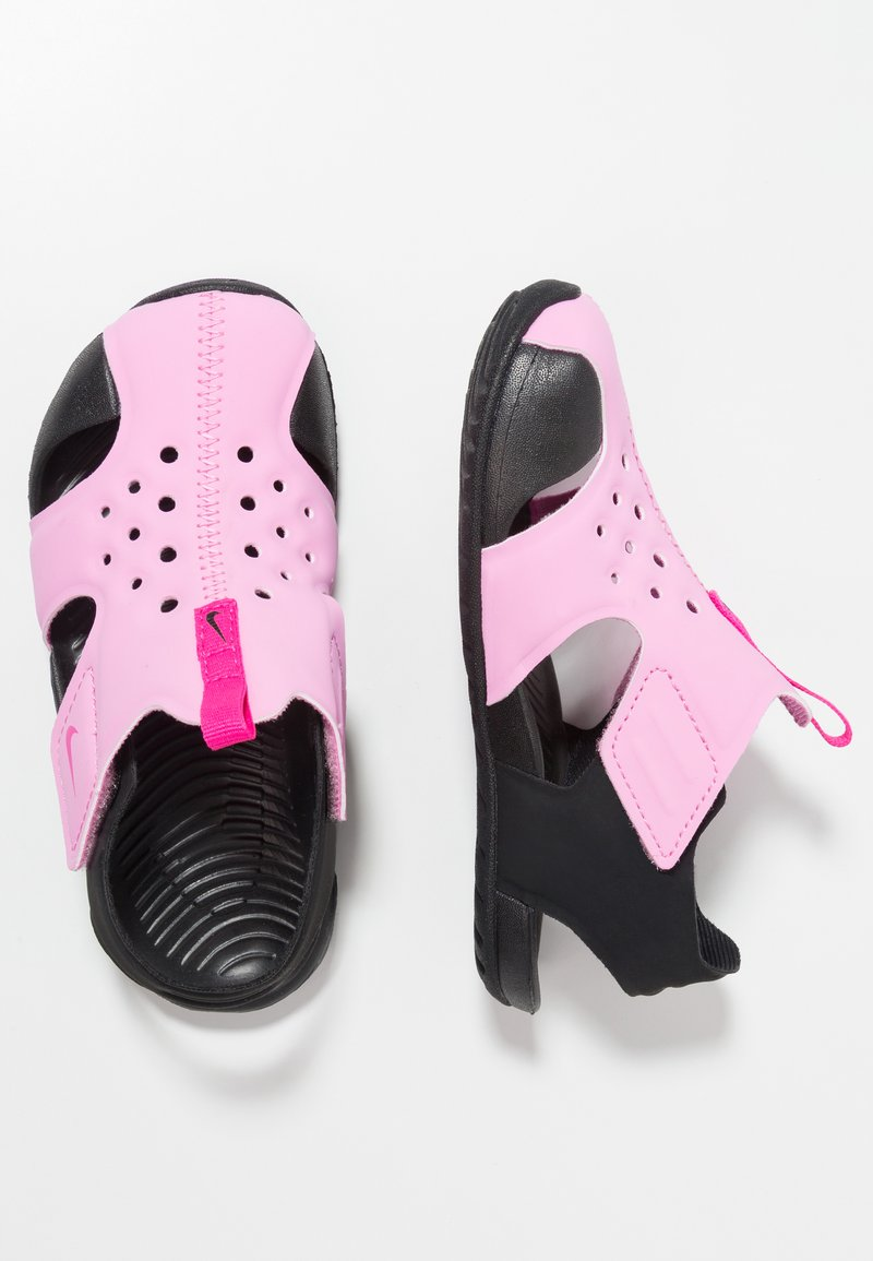 Nike Performance - SUNRAY PROTECT - Watersports shoes - psychic pink/laser fuchsia/black
