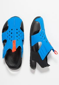 Nike Performance - SUNRAY PROTECT - Chaussures aquatiques - photo blue/bright crimson/black - 0