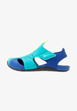 SUNRAY PROTECT - Vattensportskor - oracle aqua/ghost green/hyper blue/black