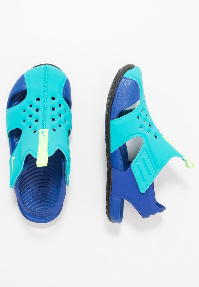 SUNRAY PROTECT - Boty na vodní sporty - oracle aqua/ghost green/hyper blue/black